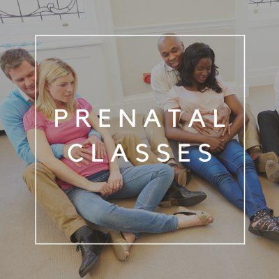 childbirth prenatal class